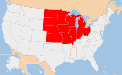 midwest Carte
